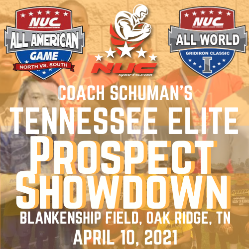 Coach Schuman's Tennessee Elite Camp, April 10, 2021, Blankenship Field, Oak Ridge, TN