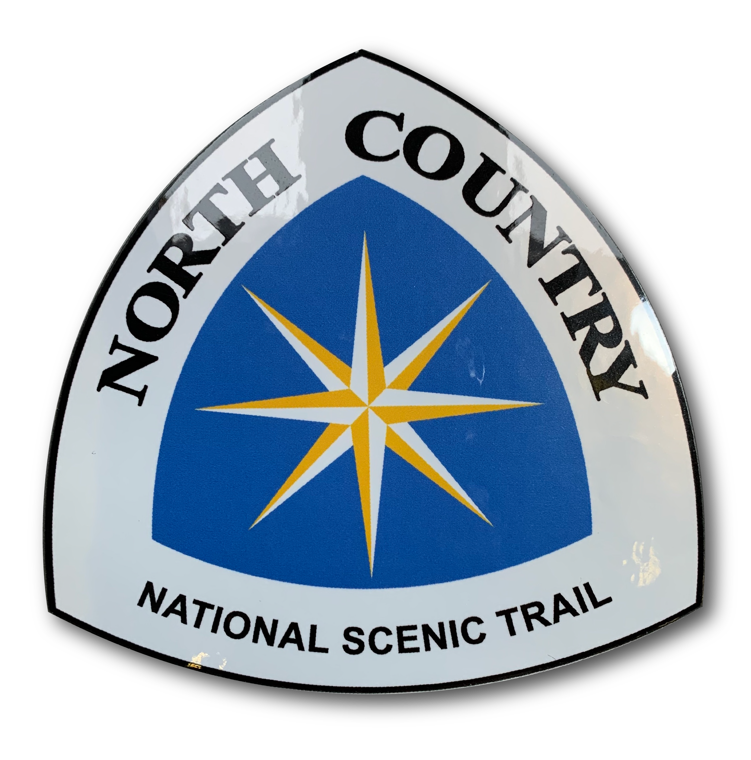 North Country Trail Sticker