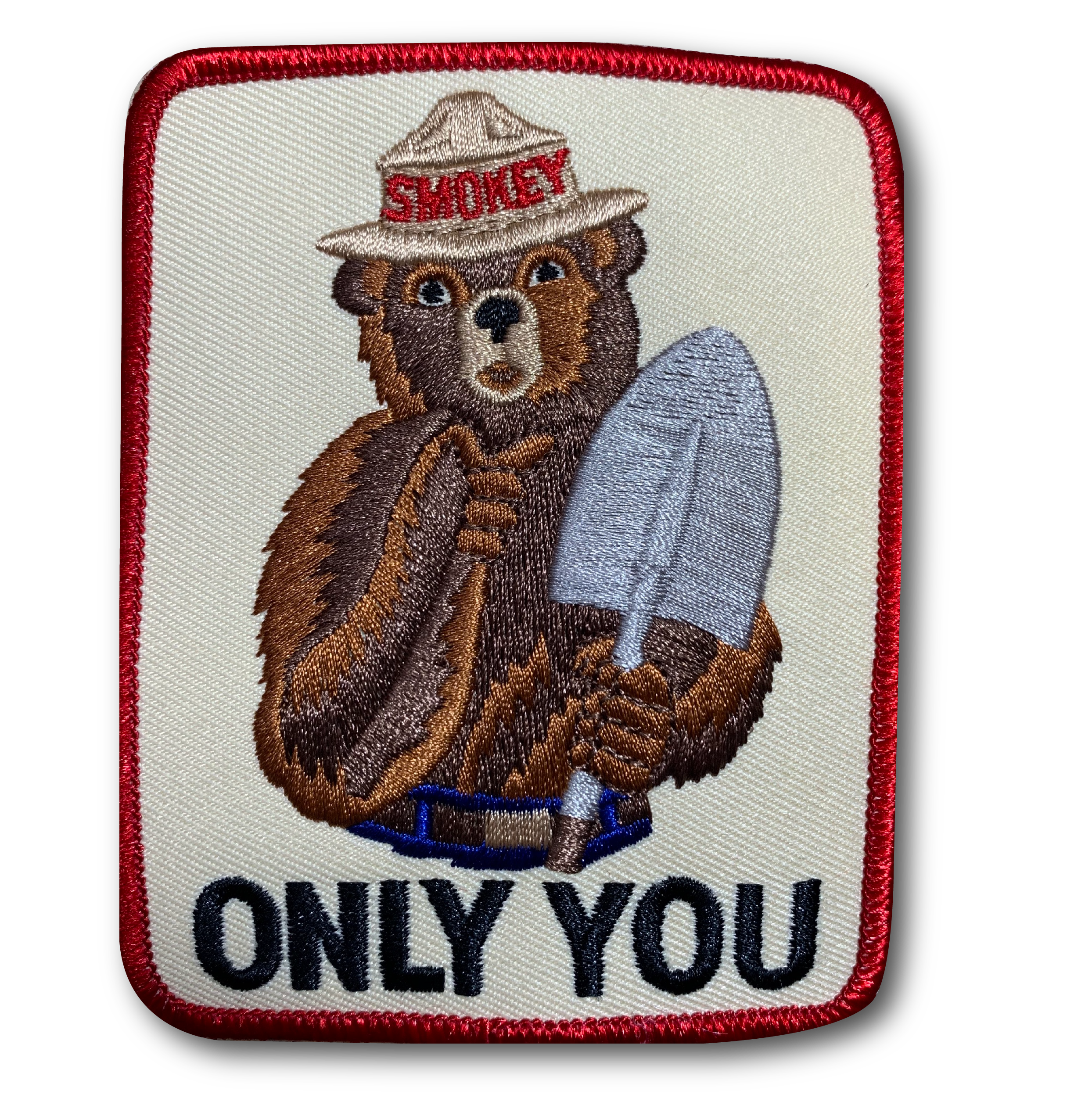 Smokey the Bear Patch