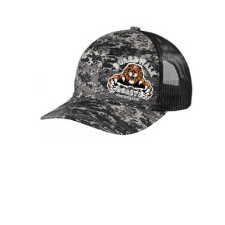 Boardwalk Beasts Football Club Camo Hat