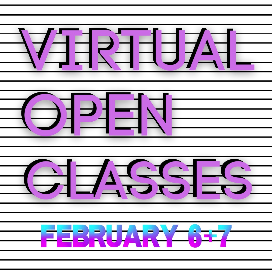 Open Classes Feb 6 & 7 (Age 9 - 12)