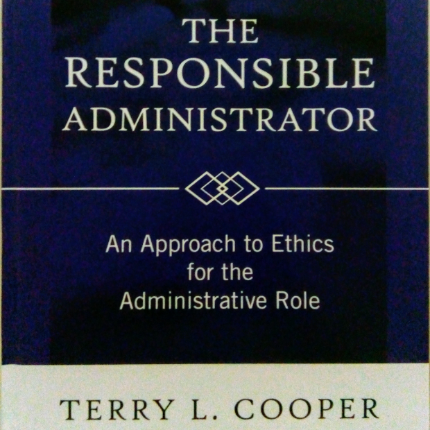 The Responsible Administrator (6th Ed)