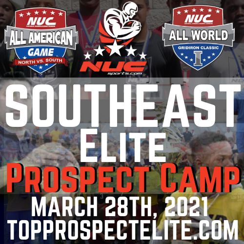 Coach Schuman's Southeast Elite Prospect Camp March 28th, 2021 Atlanta, GA