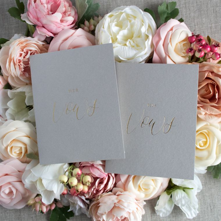 Grey Vow Books HIS + HIS