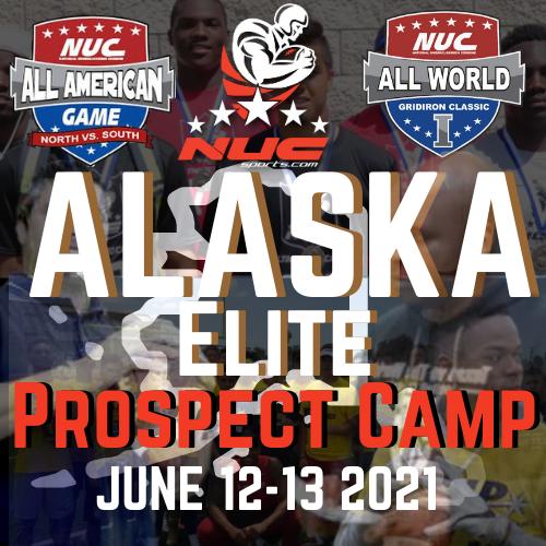 Coach Schuman's Alaska Elite Prospect Camp, June 12th-13th, 2021 East Anchorage, AK