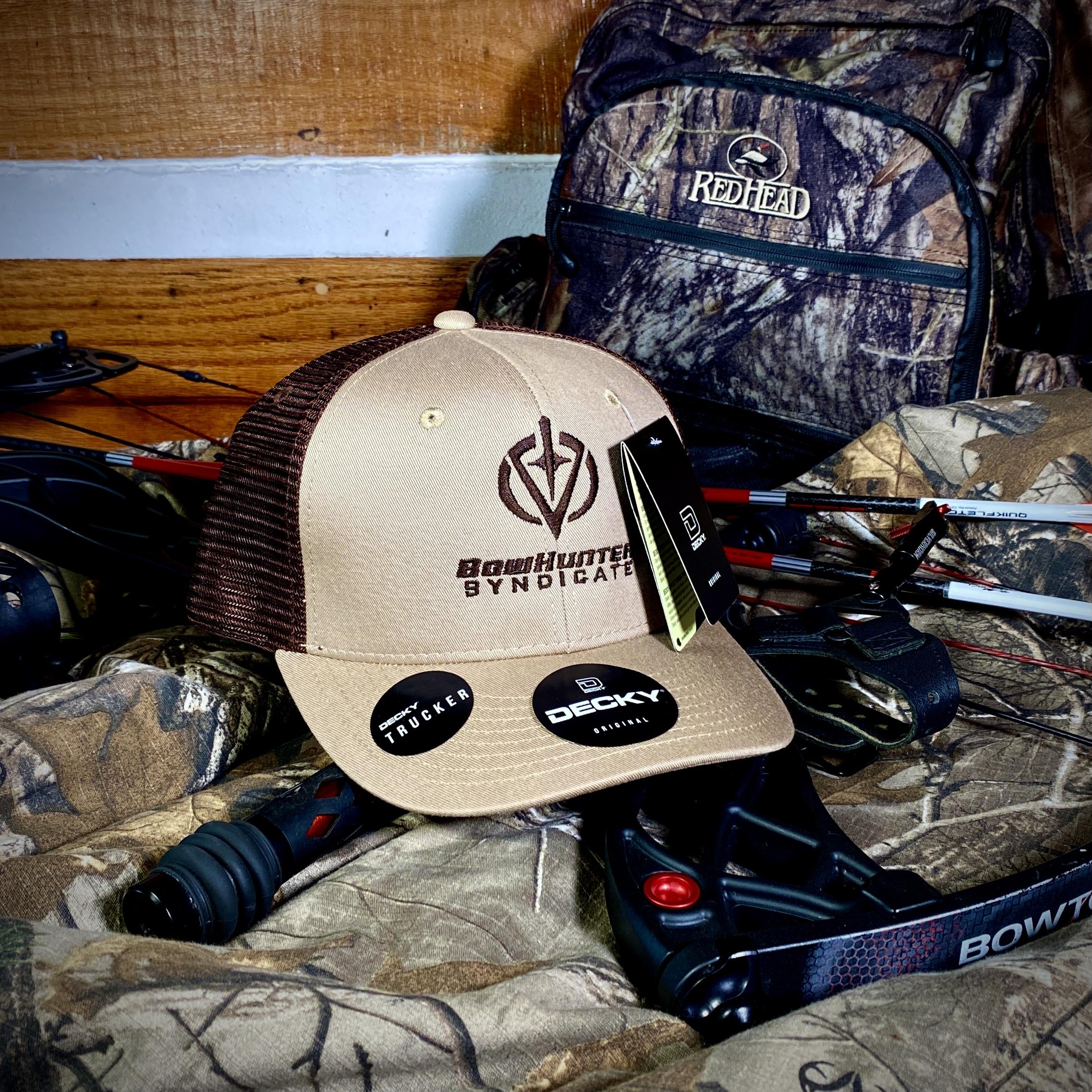 Bowhunter Syndicate Cap Model#4006-104