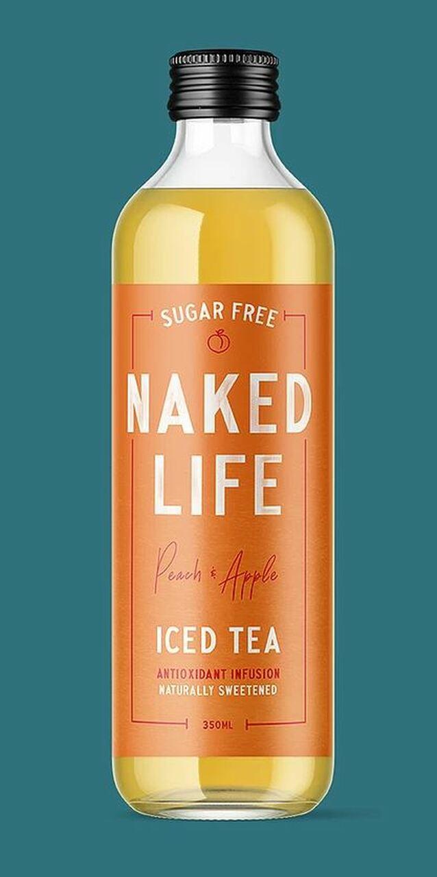 Iced Tea Peach & Apple